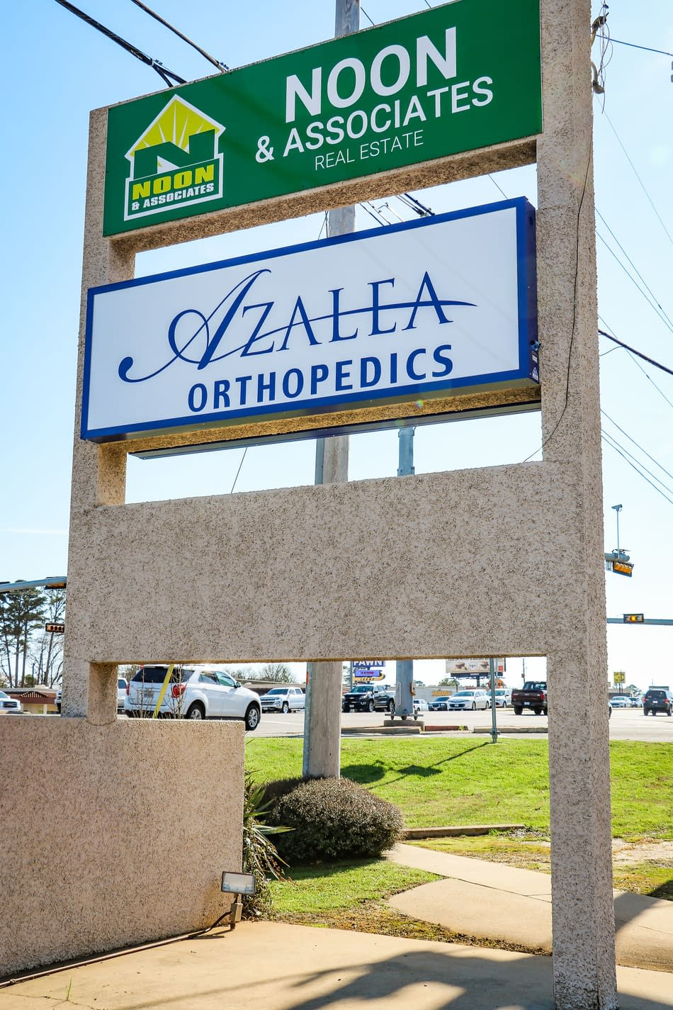 Azalea Orthopedics Relocates Clinic in Longview