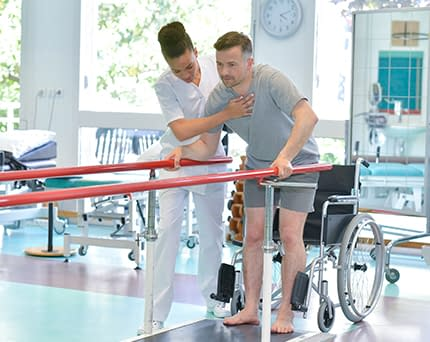 Azalea Orthopedics offers physical therapy & physical rehabilitation.