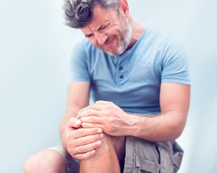 Azalea Orthopedics is here to help with knee pain.