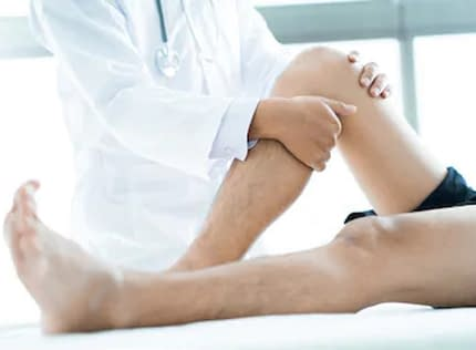 Non-surgical knee treatments are available at Azalea Orthopedics.