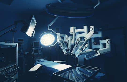 Robotics-Assisted Surgery