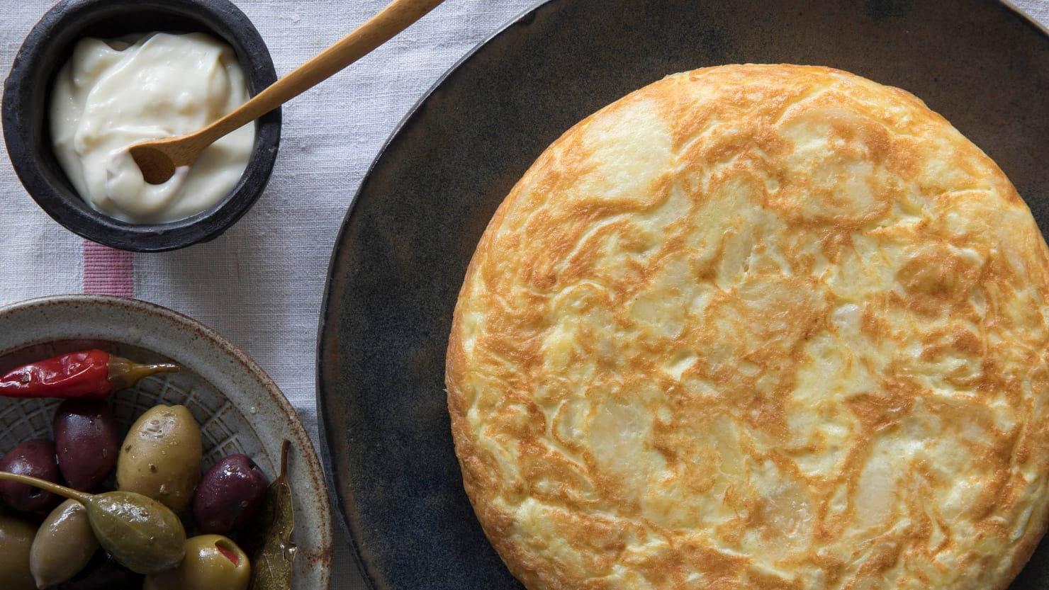 Image of Spanish Omelette