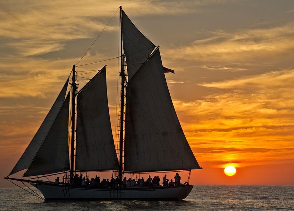 Windjammer Classic Sunset Sail