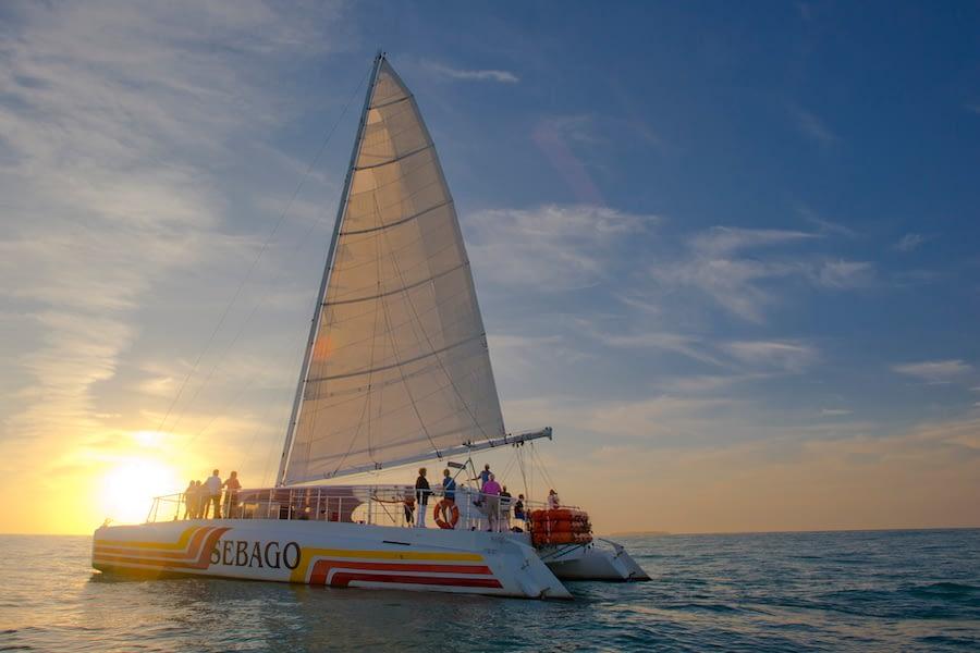 Key West Cares Bahamas Hurricane Relief Sail