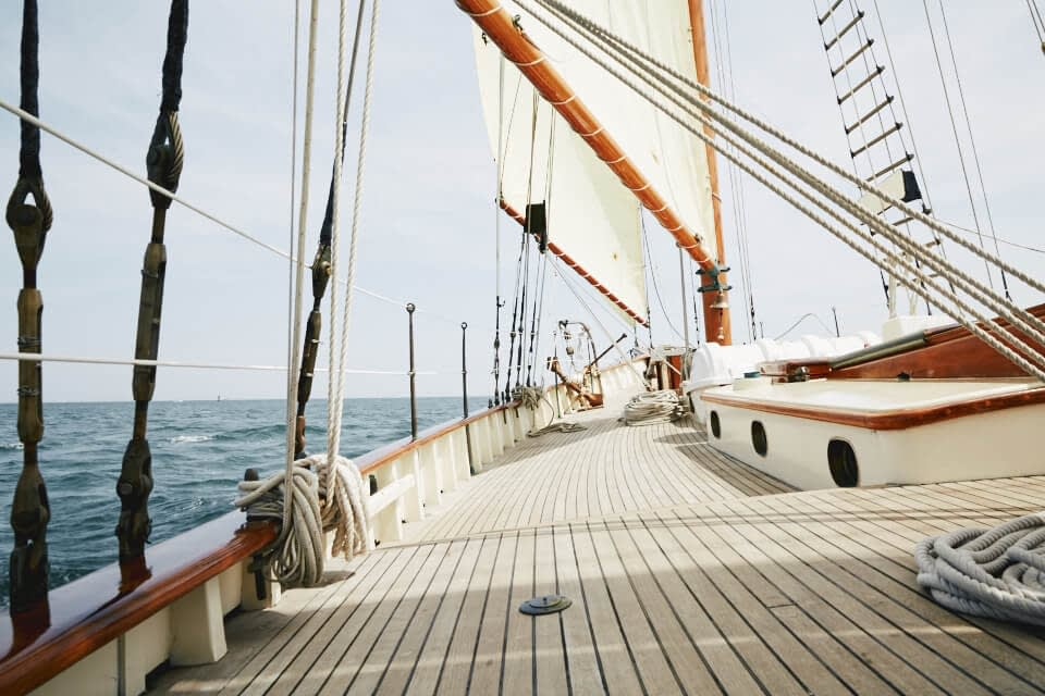 2 Hour Day Sail on When and If